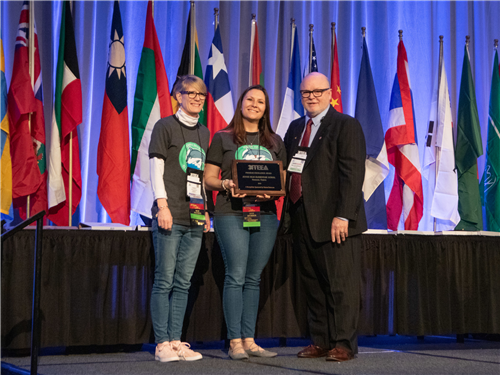 International Technology and Engineering Educators Association 2019 Program of Excellence Award