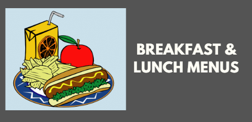 Breakfast and Lunch Menus
