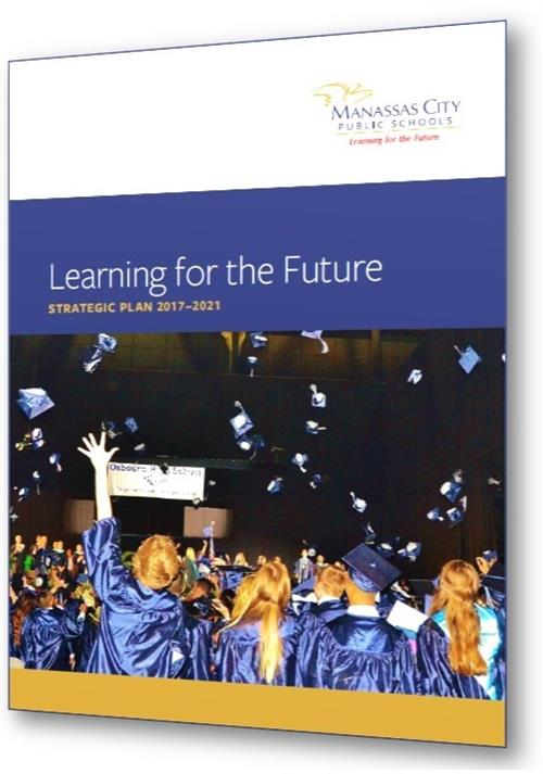 2017-2021 Learning for the Future Strategic Plan Cover Image