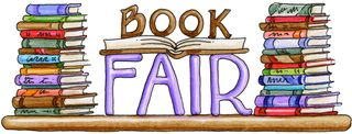 Bookworm Central Book Fair on October 7th -11th