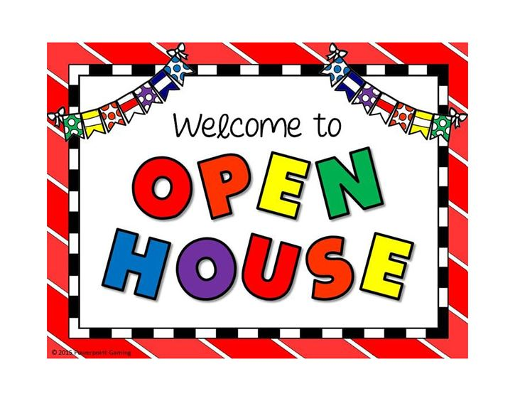 Mayfield Intermediate School Open House on 8/15 from 4:00-8:00pm