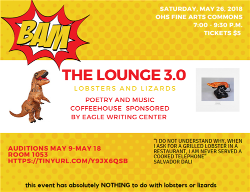 The Lounge 3.0 Flier - same as link above