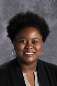 Assistant Principal Kimberly Young