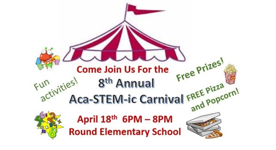 Round's AcaSTEMic Carnival to feature interactive displays, free food and prizes