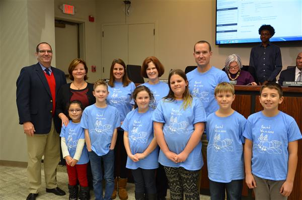 Round Elementary First Lego League Team Competes at State Level