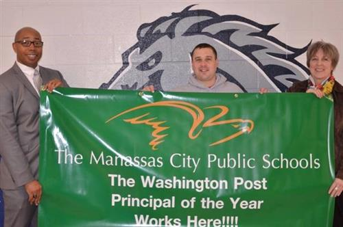 Washington Post Principal of the Year Mr. Dave Rupert of Metz