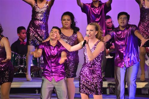 Osbourn Performing Arts Qualifies for Prestigious State Award
