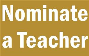 Nominate an Educator for the 2019 Washington Post Teacher of the Year Award by January 4