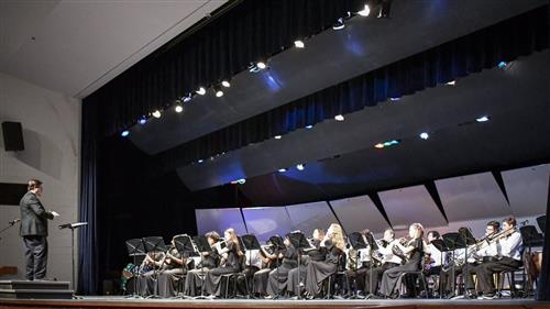 The Osbourn Symphonic Band