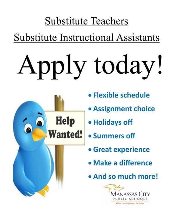 Substitute Hiring Information