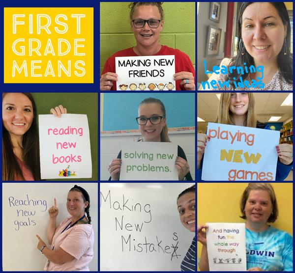 First Grade Teachers