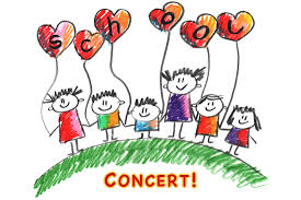 2nd Grade Concert Tuesday, February 27th at 9:20am