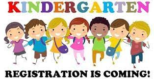 Kindergarten Registration | May 1st and 2nd