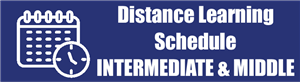 INTERMEDIATE AND MIDDLE SCHOOL SCHEDULES