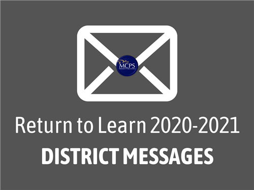 District Messages